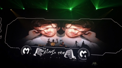 The Chainsmokers na Magnetic festivalu v roce 2016