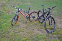 "Specialized Epic 26"" vs. 29"""