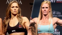 Ronda Rouseyová vs Holly Holmová