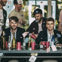 Členové The Chainsmokers Alex Pall a Andrew Taggart