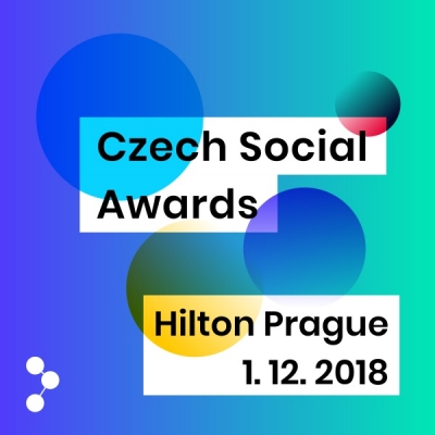 Czech Social Awards 2018
