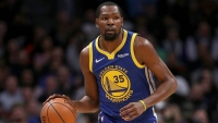 Kevin Durant z týmu Golden State Warriors